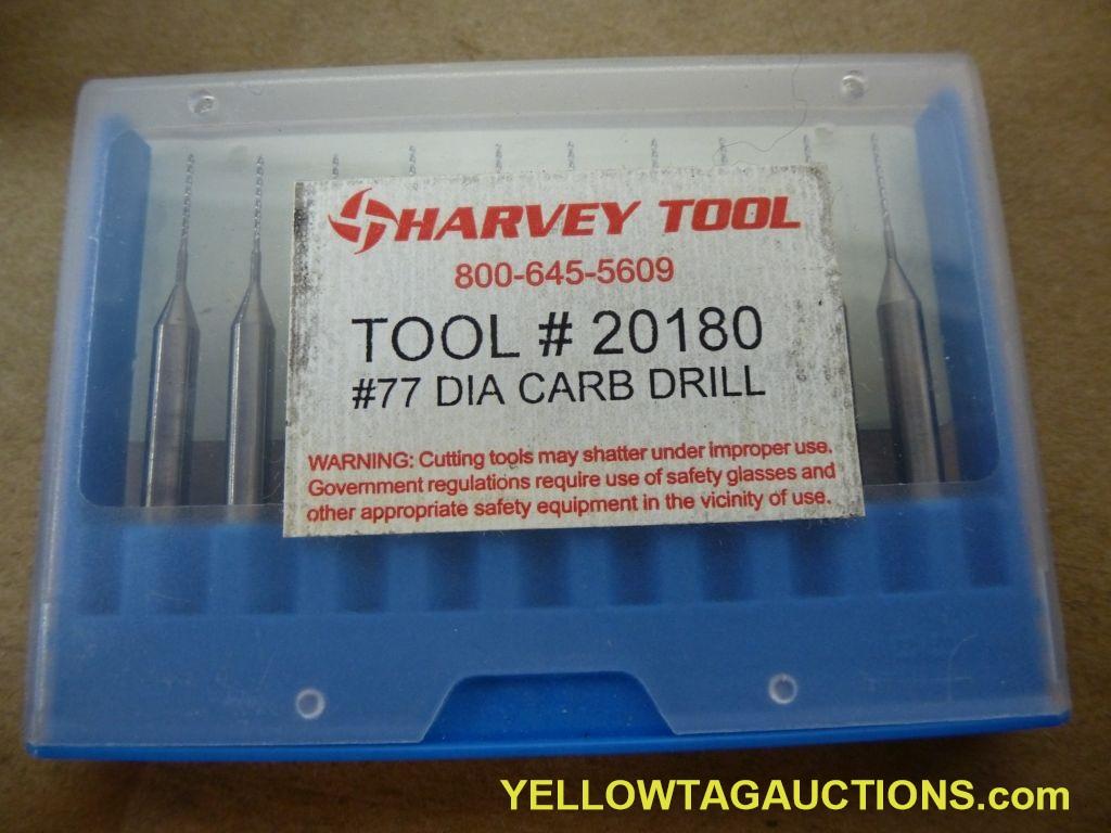 Precision Twist Taper Length Drill #34 118 Deg HSS Hi Helix L 5 1//8 Flute 2 3//4